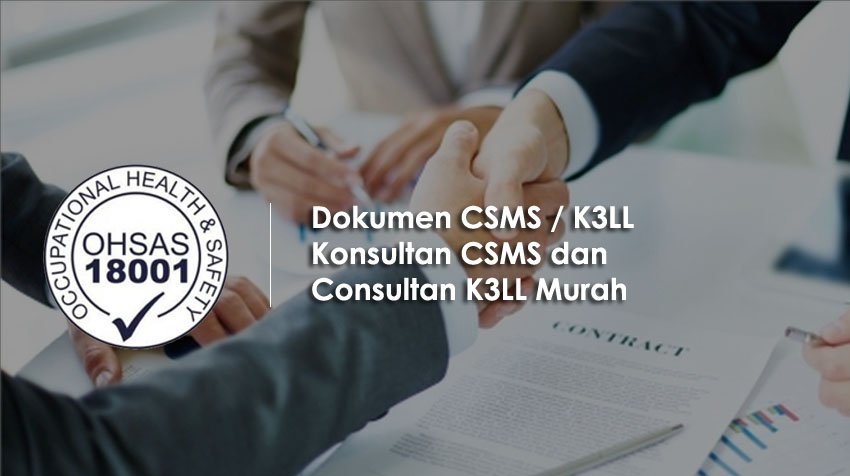 Dokumen CSMS & K3LL