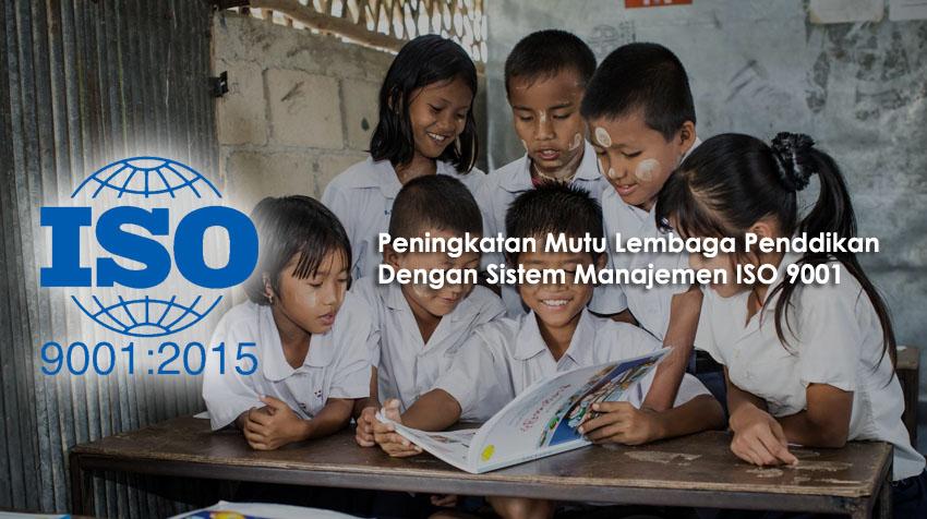 Peningkatan Mutu Pendidikan