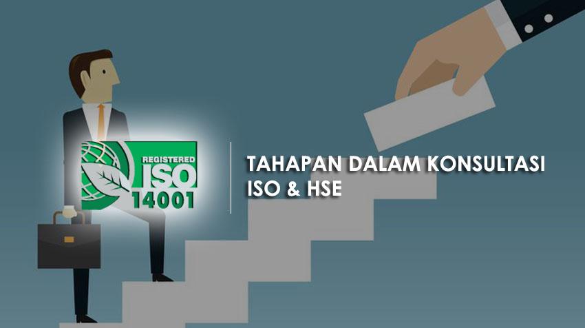 Tahapan Konsultasi ISO & HSE